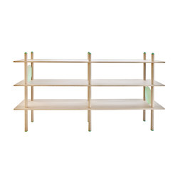 The Babel Shelf | Regalmodule | strasserthun.