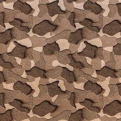 Camouflage | Muster | Platten | strasserthun.