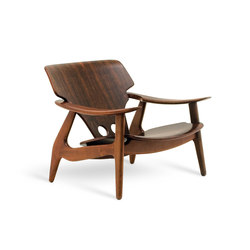 Diz armchair | Lounge chairs | LinBrasil