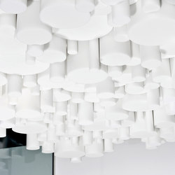 Camouflage | Illuminated ceiling systems | pinta acoustic