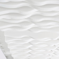 Dune | Illuminated ceiling systems | pinta acoustic