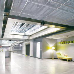 Expandedline | Suspended ceilings | pinta acoustic