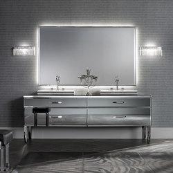 Hilton 01 | Wall mirrors | Milldue