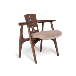 Katita chair | Sillas | LinBrasil