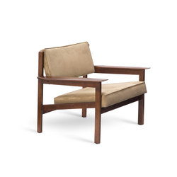 Drummond armchair | Lounge chairs | LinBrasil