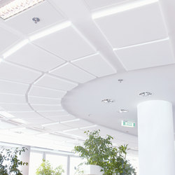 Plano | Suspended ceilings | pinta acoustic