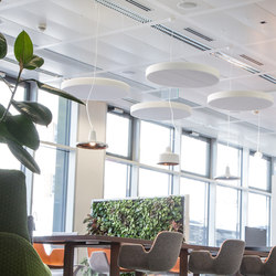 Plano | Suspended ceilings | pinta acoustic