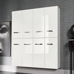 Hilton 04 | Wall cabinets | Milldue