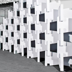 Plug & Play | Sound absorbing architectural systems | pinta acoustic