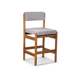 Tião bar stool | Barhocker | LinBrasil