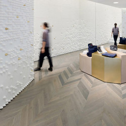 Pyramide   Sound absorbing wall systems   pinta acoustic