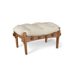 Moleca footstool | Poufs | LinBrasil