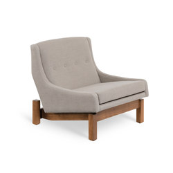 Paraty armchair | Lounge chairs | LinBrasil