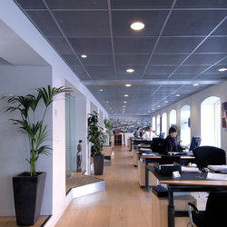Squareline | Illuminated ceiling systems | pinta acoustic