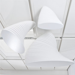 Torso Family | Illuminated ceiling systems | pinta acoustic