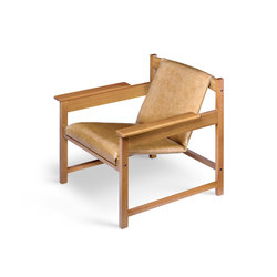 Lia armchair | Lounge chairs | LinBrasil