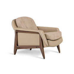Stella armchair | Lounge chairs | LinBrasil