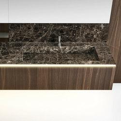 Puro 106 | Wash basins | Milldue