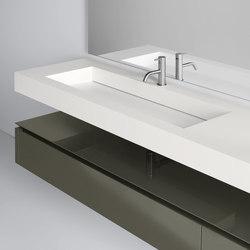 Puro 107 | Wash basins | Milldue