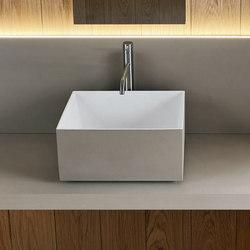 Sintesi 102 | Wash basins | Milldue