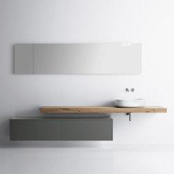 Sintesi 104 | Wall mirrors | Milldue