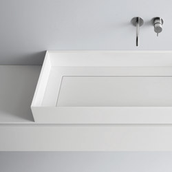 Sintesi 106 | Wash basins | Milldue