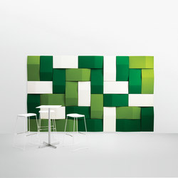 Triline Acoustical Wall Panel | Paneles de pared | Abstracta
