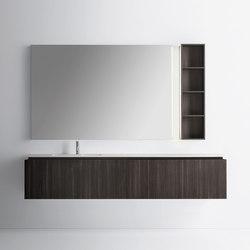 Sintesi 107 | Bath shelving | Milldue