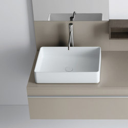 Sintesi 108 | Wash basins | Milldue