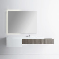 Sintesi 109 | Wall mirrors | Milldue