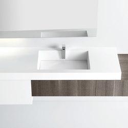 Sintesi 109 | Wash basins | Milldue