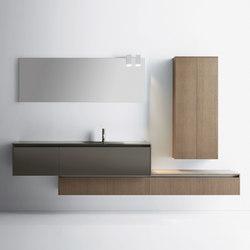 Sintesi 110 | Armarios de baño | Milldue