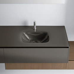 Sintesi 110 | Wash basins | Milldue