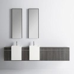 Sintesi 111 | Armoires de salle de bains | Milldue