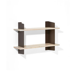 Atelier Regalsystem | 1000 mm | Office shelving systems | Lampert
