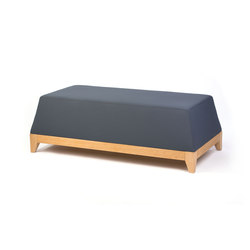 Oblique ob3 | Modular seating elements | Bogaerts Label
