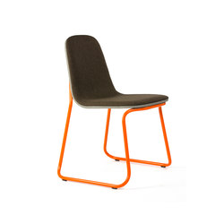 Siren s03 | Visitors chairs / Side chairs | Bogaerts Label