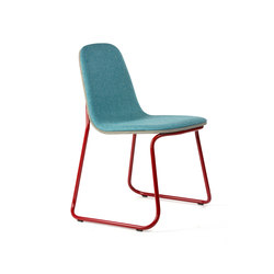 Siren s01 | Visitors chairs / Side chairs | Bogaerts Label
