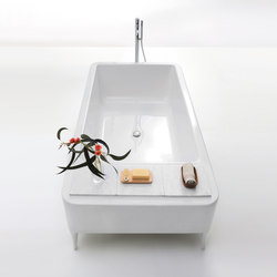 The Hayon Collection | 09 | Free-standing baths | Bisazza