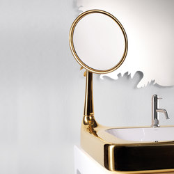The Hayon Collection | 04 | Miroirs de maquillage/rasage | Bisazza