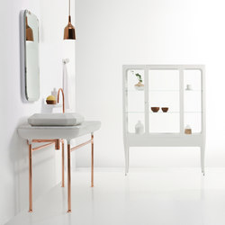 The Hayon Collection | 20 | Vanity units | Bisazza