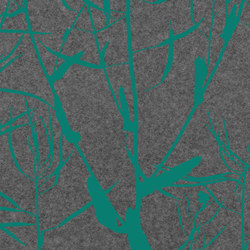 Traces Of Yellow | Textilien | Kurage