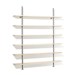 Eiermann shelving | Shelving systems | Lampert