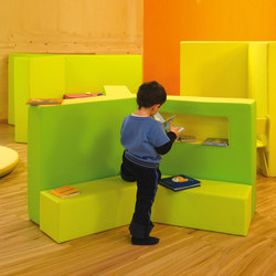 Libreria Y® | Play furniture | PLAY+