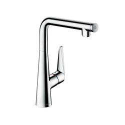 Hansgrohe Talis Select S Single lever kitchen mixer 300 | Kitchen taps | Hansgrohe