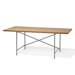 Eiermann 1 | Individual desks | Lampert