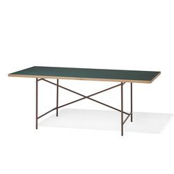 Eiermann 1 bronze | Individual desks | Richard Lampert