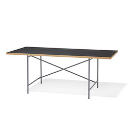 Eiermann 1 basalt grey | Individual desks | Richard Lampert