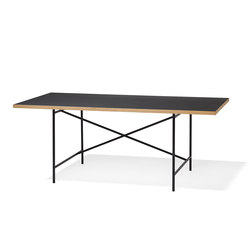Eiermann 1 black | Desks | Richard Lampert
