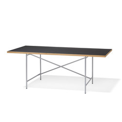 Eiermann 1 silver | Individual desks | Richard Lampert